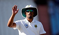 Vernon Philander picked four wickets in the final innings