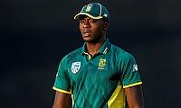 Kagiso Rabada had an excellent final ODI against England