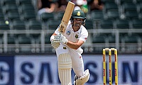 Dean Elgar continued his good run for Somerset