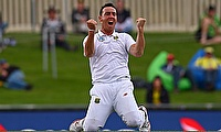 Kyle Abbott picked four wickets in the final innings