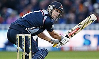 Alex Wakely scored 84 runs in the chase