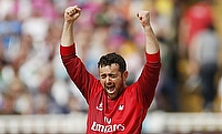 Stephen Parry picked five wickets for Lancashire