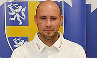 Chris Rushworth picked another five-wicket haul