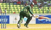 Bismah Maroof scored 75 runs off 80 deliveries