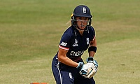 Lauren Winfield is doubtful for second game against Pakistan too