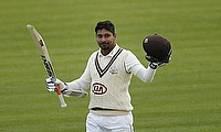 Kumar Sangakkara continued his masterclass with another marathon knock