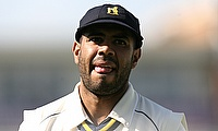 Jeetan Patel picked three wickets for Warwickshire
