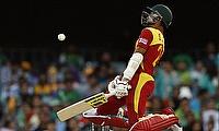 Sikandar Raza scored unbeaten 27 and picked three wickets as well