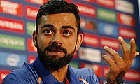 Virat Kohli will have his say on the new coach of India