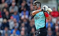 Kevin Pietersen scored a fifty on his first game this season