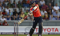 Alex Hales scored unbeaten 30 off 16 deliveries