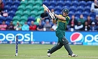 David Miller announced his arrival with a brisk half-century