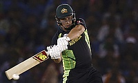 Aaron Finch has reached 40-run mark in four out of the six innings this season