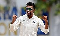 Ravindra Jadeja played a match winning role in the second Test