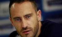 Faf du Plessis believes England can win the Ashes