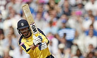 James Vince once again led from the front