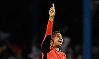 Sunil Narine picked two wickets for Trinbago Knight Riders