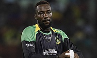 Kesrick Williams picked two wickets in the game