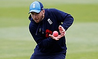 Mark Stoneman during nets at Edgbaston