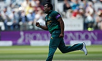 Samit Patel came up with a terrific all-round performance