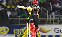 Evin Lewis scored the fastest fifty of the season