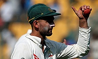Nathan Lyon picked five wickets on day one