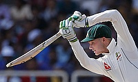 Peter Handscomb scored 82 runs in the innings
