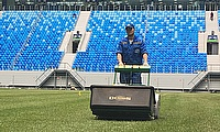 Dennis Mowers selected as World Cup mower for third successive tournament