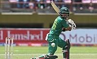 Babar Azam had an outstanding Twenty20 International series against World XI