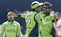 Haris Sohail (right) has been picked to fill in the gap left by Misbah ul Haq