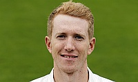 Luke Wells captained Sussex to victory against Durham