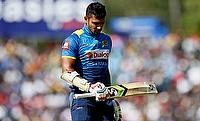 Danushka Gunathilaka will miss the series against Pakistan