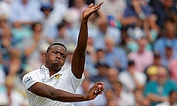 Kagiso Rabada was also named the man of the match for his performance in the second Test against Bangladesh