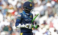Upul Tharanga waged a lone fight for Sri Lanka
