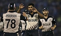 Ish Sodhi (centre) returns to New Zealand squad