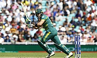 Faf du Plessis led from the front for South Africa in the third ODI