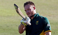 David Miller slammed a 36-ball century for South Africa