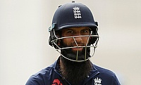 Moeen Ali will undergo a scan on Friday