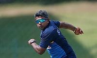 Rangana Herath will head back to Sri Lanka with a sore back