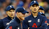 Ben Stokes and Alex Hales (right) included in the England squad