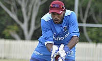 Sunil Ambris had a disappointing Test series against New Zealand