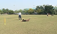 Agility Training Drill with Chinmoy Roy