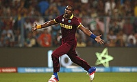 Dwayne Bravo picked five wickets in the game