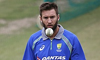 Andrew Tye picked four wickets including a hat-trick