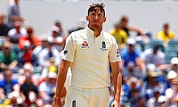 Craig Overton has picked six wickets from two Tests