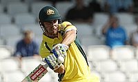 Chris Lynn scored a blistering 63 run knock