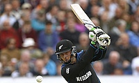 Martin Guptill won the player of the match award