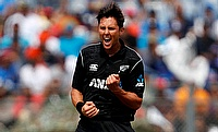 Trent Boult picked another five-wicket haul