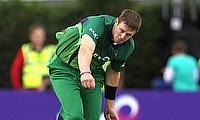 Boyd Rankin picked three wickets for Ireland