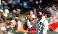 Virat Kohli was handed a demerit point as well